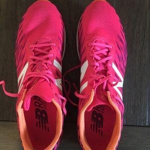 New Balance Running Shoe (Optional spikes)